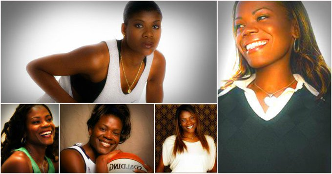 Happy Birthday to Sheryl Swoopes (born March 25, 1971)