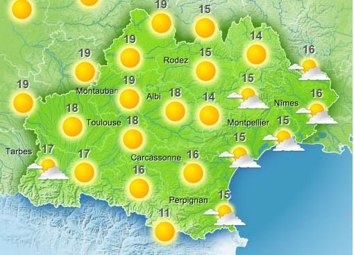 #Météo #Occitanie Là nous sommes d&#39;accord. On en redemande ! <br>http://pic.twitter.com/klmRrHQBnb