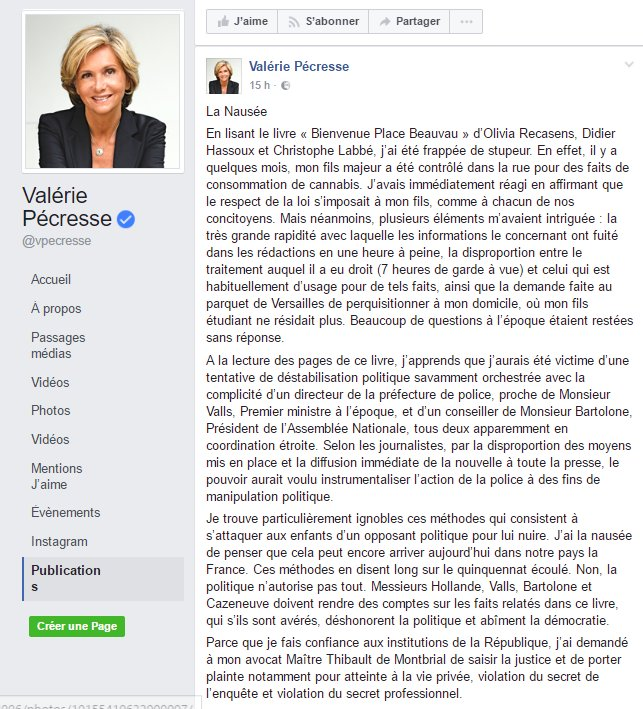 #FakeNews @DarmonMichael Pure #manipulation(1de+) de #HollandeCabinetNoir pour diviser la #droite  #LaNauséeDeLaRépublique @jwaintraub @AFP<br>http://pic.twitter.com/6FxUMSL54q