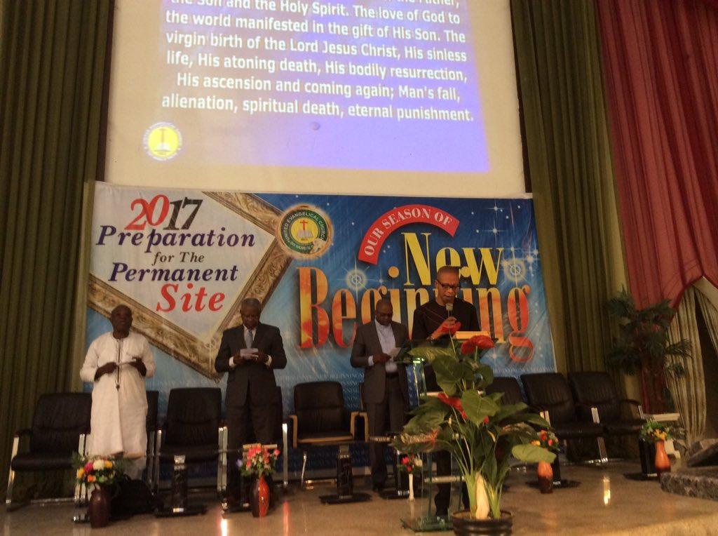 Church Creed #NewBeginning <br>http://pic.twitter.com/pgvF1jZbtU