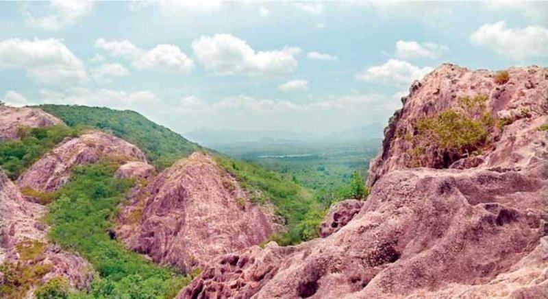 Namal Uyana in Sri Lanka