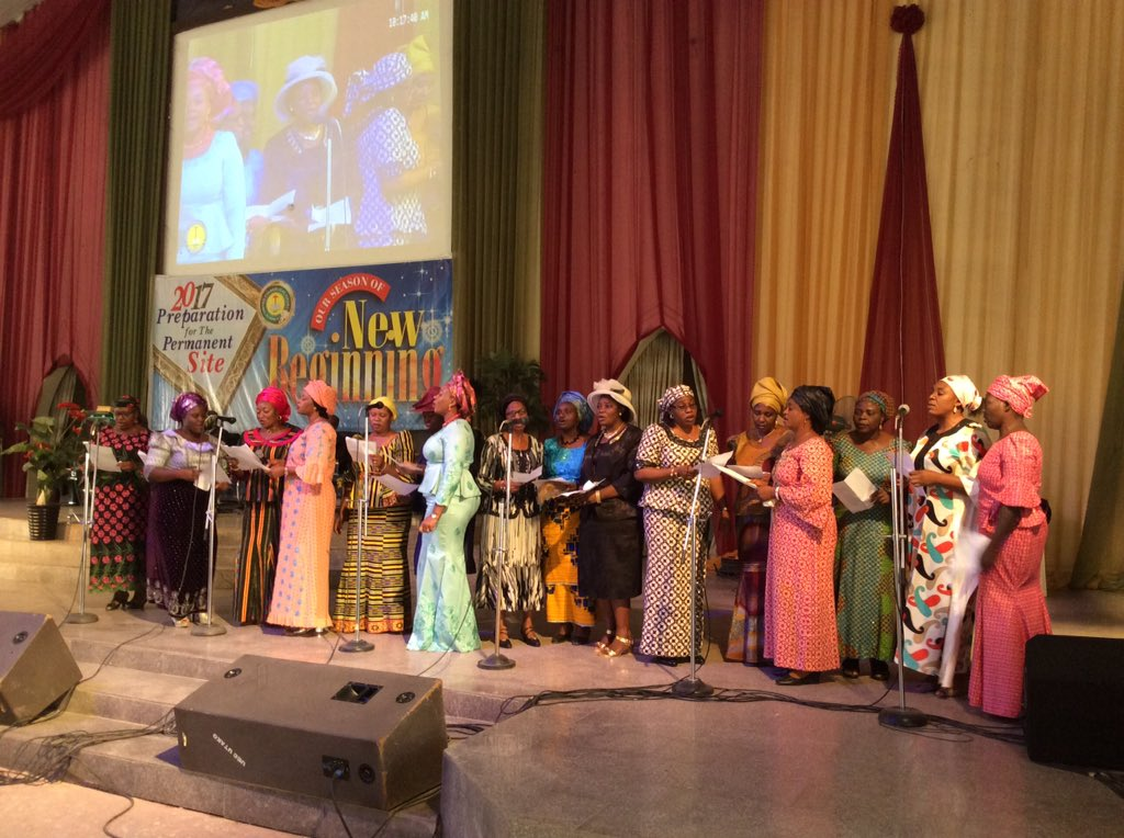 There is none like Jehovah #WomenFellowshipChoir #NewBeginning <br>http://pic.twitter.com/XCTJ9WR09R