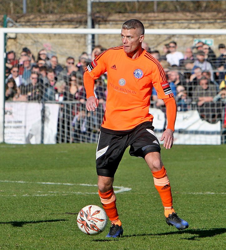 Jamie O'Hara and Paul Konchesky made their Billericay Town debut yeste...