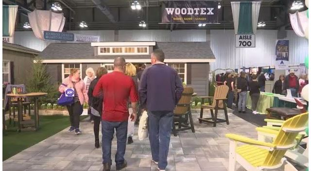 Rochester Ny On Twitter Home And Garden Show Has Rochester Residents Thinking Spring Https T