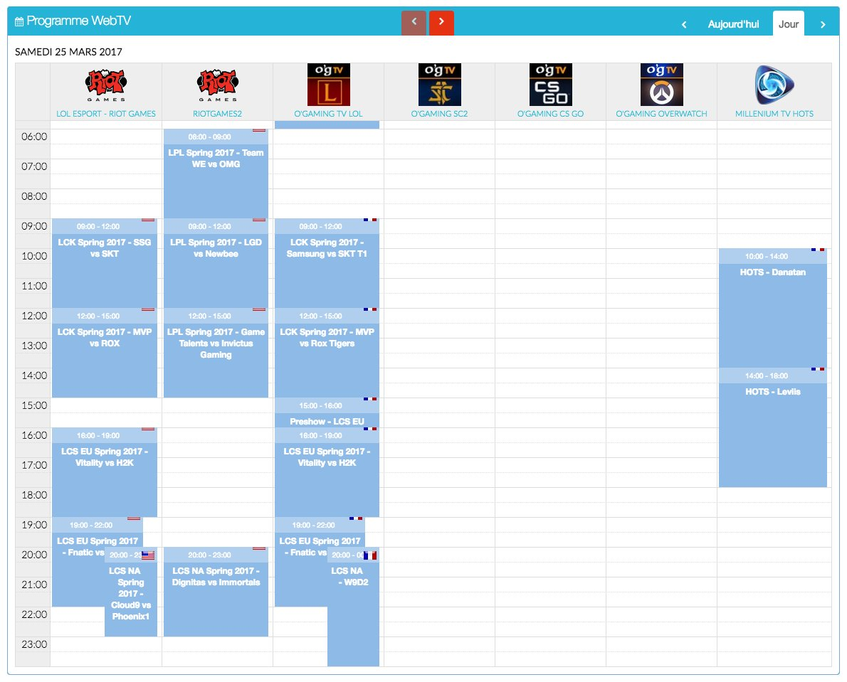 Vos #lives du week-end !    http://www. programme-streaming.tv/site/web-tv-ch annels-guide &nbsp; …   #planning #Twitch<br>http://pic.twitter.com/umqTNbHtea
