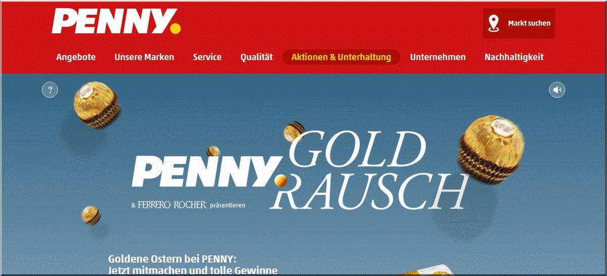 penny goldrausch gewinnspiel. Black Bedroom Furniture Sets. Home Design Ideas