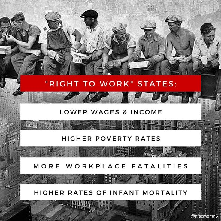 We must make sure #RightToWork doesn&#39;t become the law of the land?  https:// goo.gl/qdDITf  &nbsp;   #1u #SundayMorning<br>http://pic.twitter.com/vzWfzIoEV3