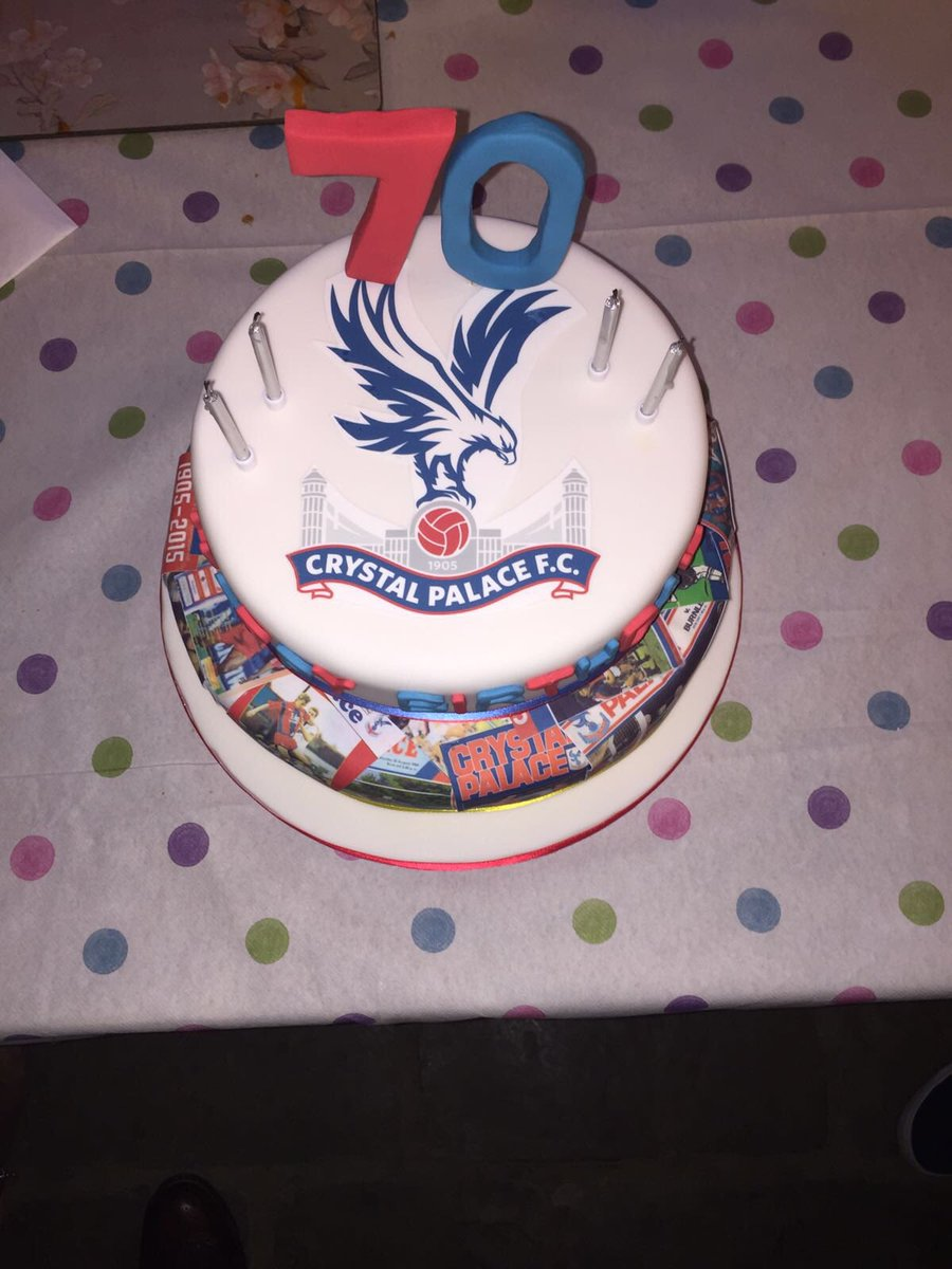 Hanna S Bakery On Twitter Happy Birthday Uncle Iain Cpfc