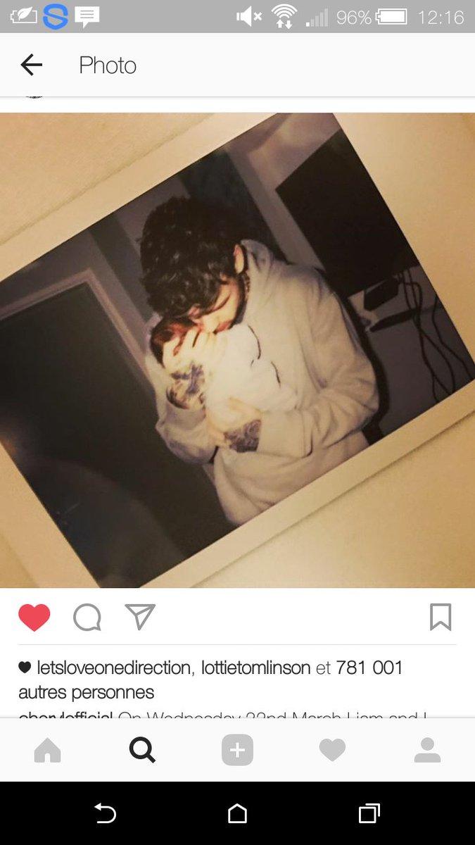Un petit ange est né  Congratulations @LiamPayne and @CherylOfficial #congratsliamandcheryl #baby #OneDirection  #LiamPayne #Cheryl<br>http://pic.twitter.com/iBWMd7B1xf