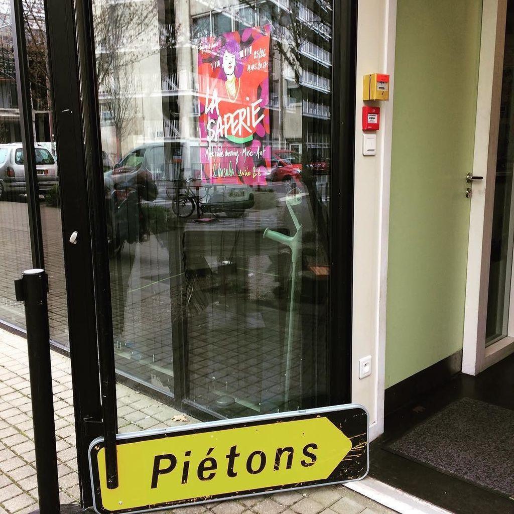 Direction à #lasaperie à L&#39;Insula Nantes #videdressing #bonplan #dimanche #djset #createur…  http:// ift.tt/2nWyloc  &nbsp;  <br>http://pic.twitter.com/xLQnpuMxk8