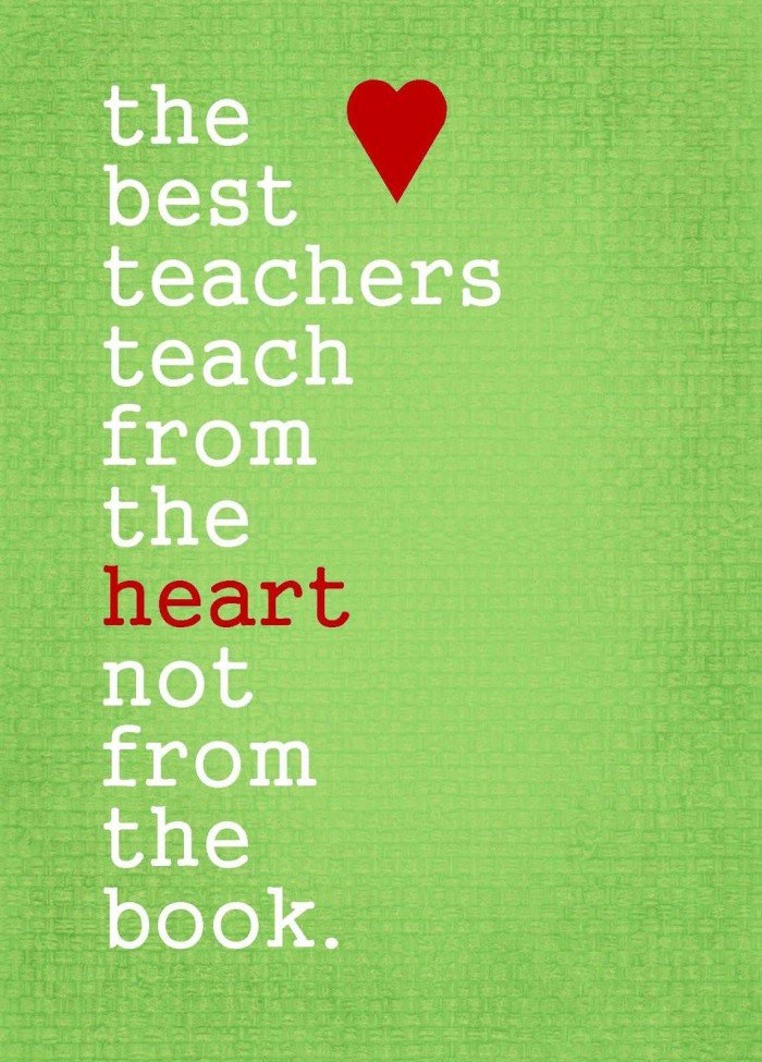 on twitter if you think back to your best teacher it wasnt the smartest it was the one who inspired you most httpstcohwgdmizp0b - What Inspires You What Influenced You The Most