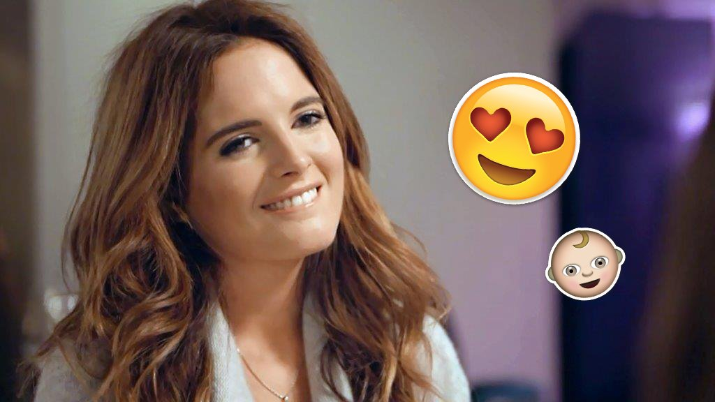 Happy #MothersDay to this Mummy-to-be ❤️ #MadeInChelsea https://t.co/7...