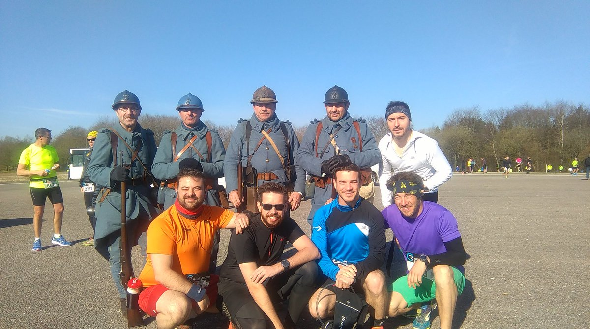 Photo souvenir du #Trail des tranchées de #Verdun avec @XavierRebecq @XRivoal 15km fini en 1h25 #Run<br>http://pic.twitter.com/zT5YF02FKt