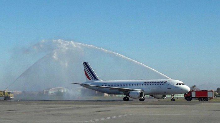 #AirFrance Bienvenue à #Marrakech #Maroc  @AirFranceFR #Voyager #Tourisme #PaxEx #TravelByAirFrance #AvGeek   http:// airinfo.org/2017/03/26/air -france-retour-marrakech/ &nbsp; … <br>http://pic.twitter.com/6ww2Q0Xf66