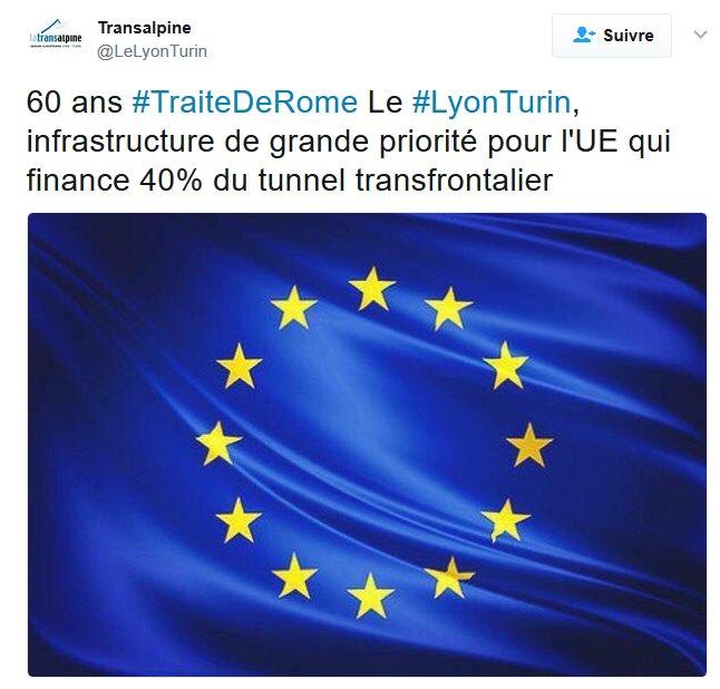 Encore #Fakenews @LeLyonTurin sur #LyonTurin : Ca coûte rien c&#39;est l&#39;Europe qui paye. En 2014, le solde net pour la France était de -7,9 Md€<br>http://pic.twitter.com/c4h9WhDimf
