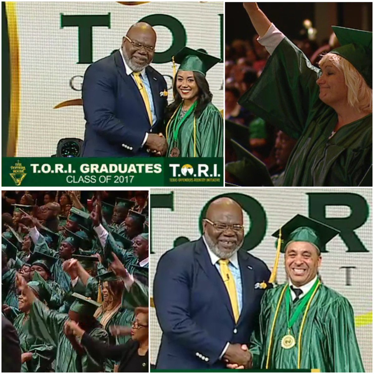 IT&#39;S TIME FOR GRADUATION! We are so proud of our @medctori Graduates! #Blessings #Love #NewBeginning #Tphonline<br>http://pic.twitter.com/0uPrJ1ib99