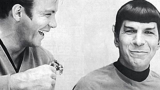 Happy Birthday Leonard Nimoy. You will live long and prosper in our hearts forever.