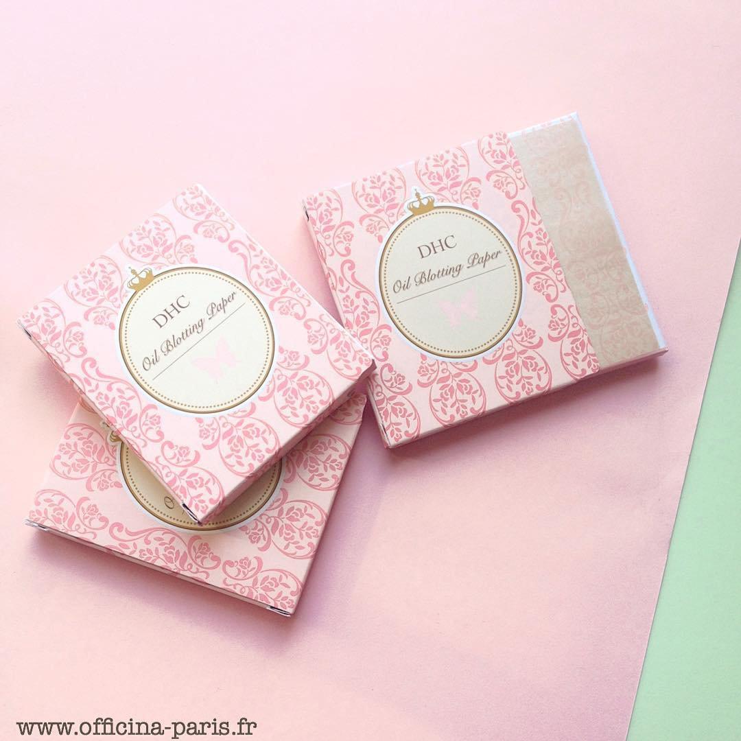 Papier matifiant #DHCSkincare, fabriqué avec 100% de fibres de chanvre naturelles. SHOP: https://www. officina-paris.fr/en/makeup-face -finishing-natural-beauty-lily-lolo-mineral-cosmetics/838-dhc-oil-blotting-paper.html &nbsp; …  #mua #bbloggers #maquillage<br>http://pic.twitter.com/ZrxW3z54SK