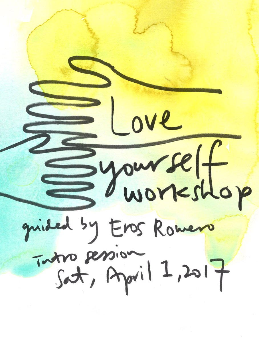 New workshop on self discovery. Meet and greet April 1,5pm #transformation #selfdiscovery<br>http://pic.twitter.com/fxcxRYs5zs