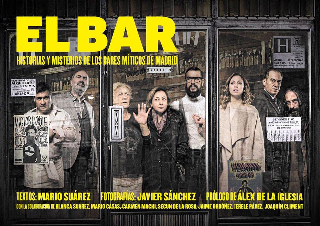 Master class de talento , que maravilla de película , a sus pies @alexdelaIglesia #elbarlapelicula @blancasuarezweb https://t.co/RLBSq2Ctkx