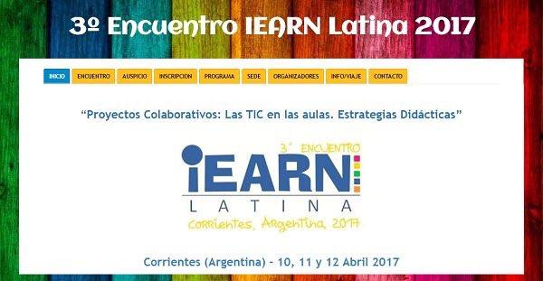 Programa definitiu - 3º Encuentro IEARN Latina https://t.co/Yqu9ez0JIb #iearnlatina2017 https://t.co/7G84cUrNh9