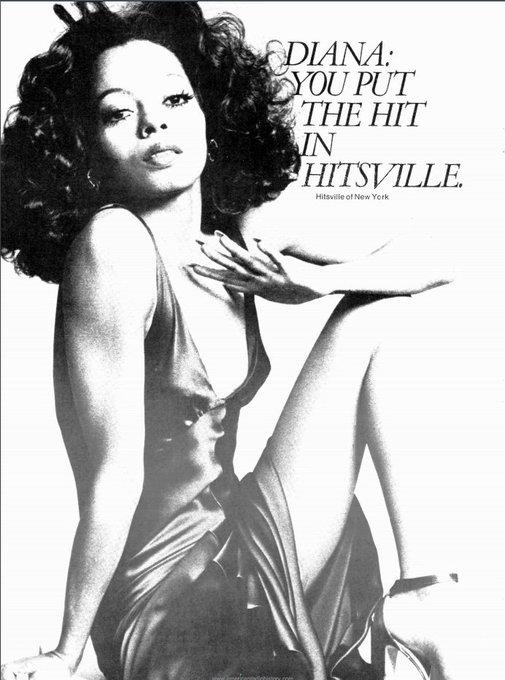 Happy 73rd birthday, Diana Ross.