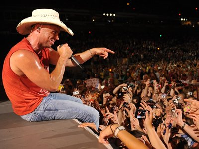 Happy 49th birthday to Kenny Chesney!