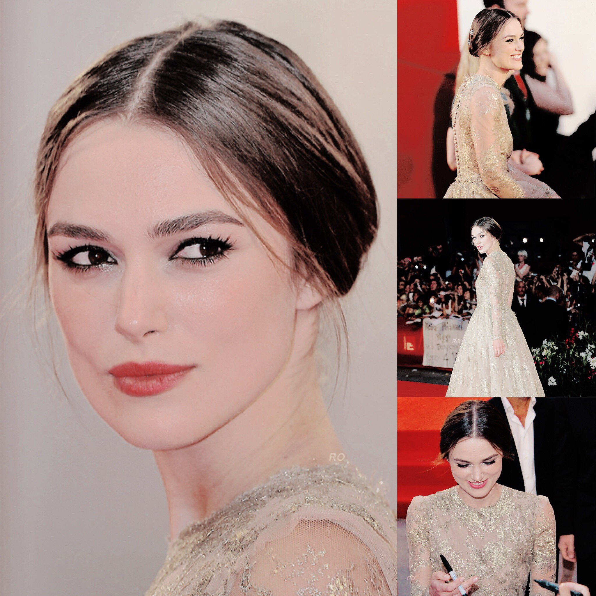 Happy birthday to my favorite actress, Keira Knightley, who turns 32 today
