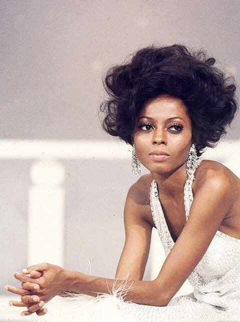 Happy 73rd Birthday to the beautiful and amazing Ms. Diana Ross!