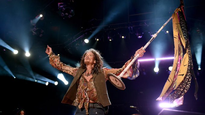 Happy birthday Steven Tyler! See why he\s an unexpected rocker to go country