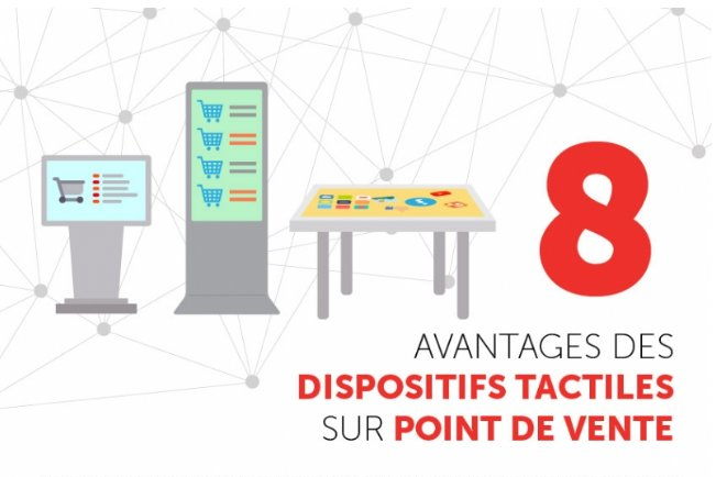 [#Retail] 8 avantages des dispositifs tactiles en point de vente  http:// buff.ly/2n4L8Ro  &nbsp;   #CustomerExperience @Ecommercemag_fr<br>http://pic.twitter.com/WppKtMah1i
