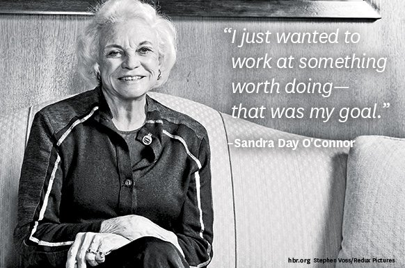 Happy birthday to Justice Sandra Day O\Connor, the first woman to serve on