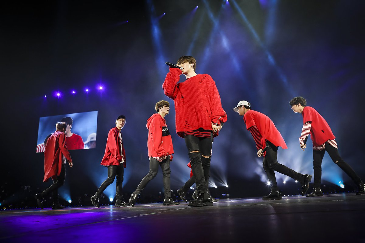 ICYMI: @BTS_twt/ @bts_bighit returned to #PruCenter for two SOLD OUT performances! https://t.co/gcwT6zPaRx