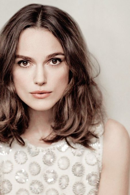 Happy birthday to my favorite actress, the beautiful and talented Keira Knightley. I love a queen