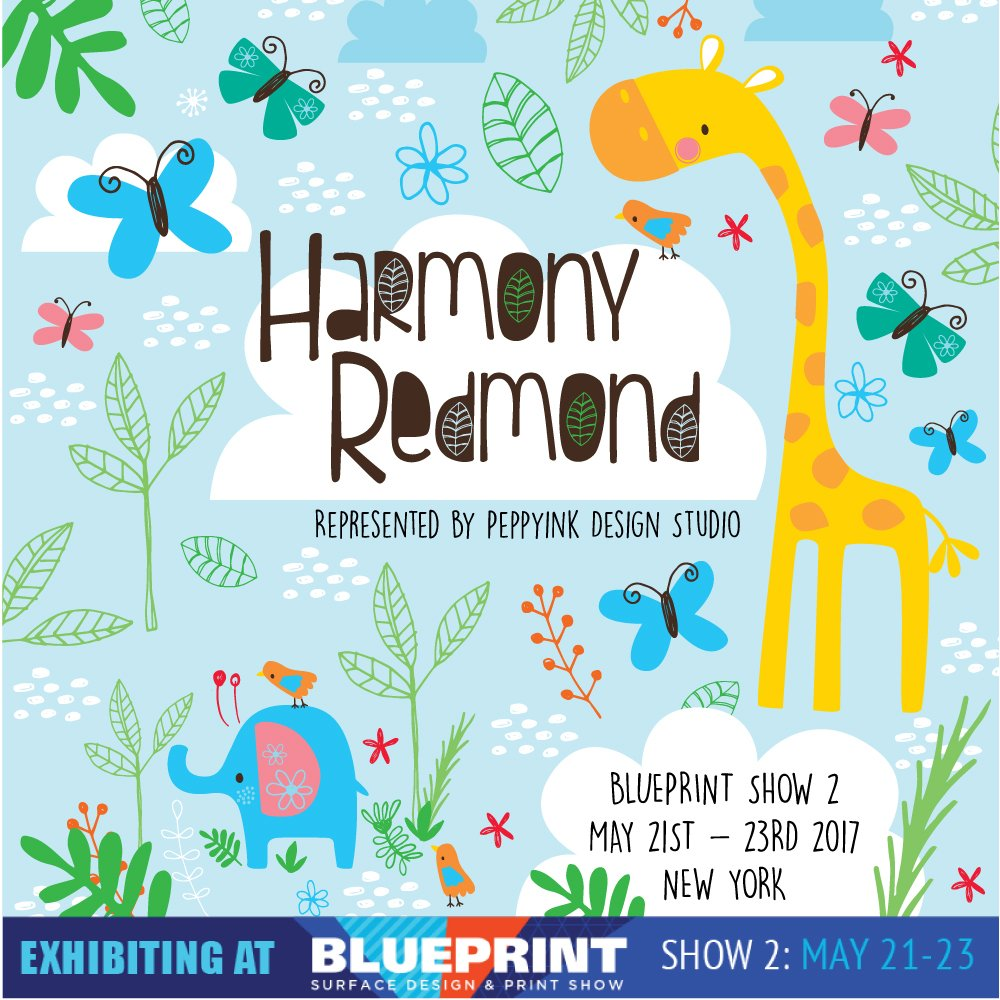 Peppyink design on twitter we cant wait to show you harmony peppyink design on twitter we cant wait to show you harmony redmonds collection at blueprint new york may 21st 23rd 2017 httpst6yrruatzqw malvernweather Gallery