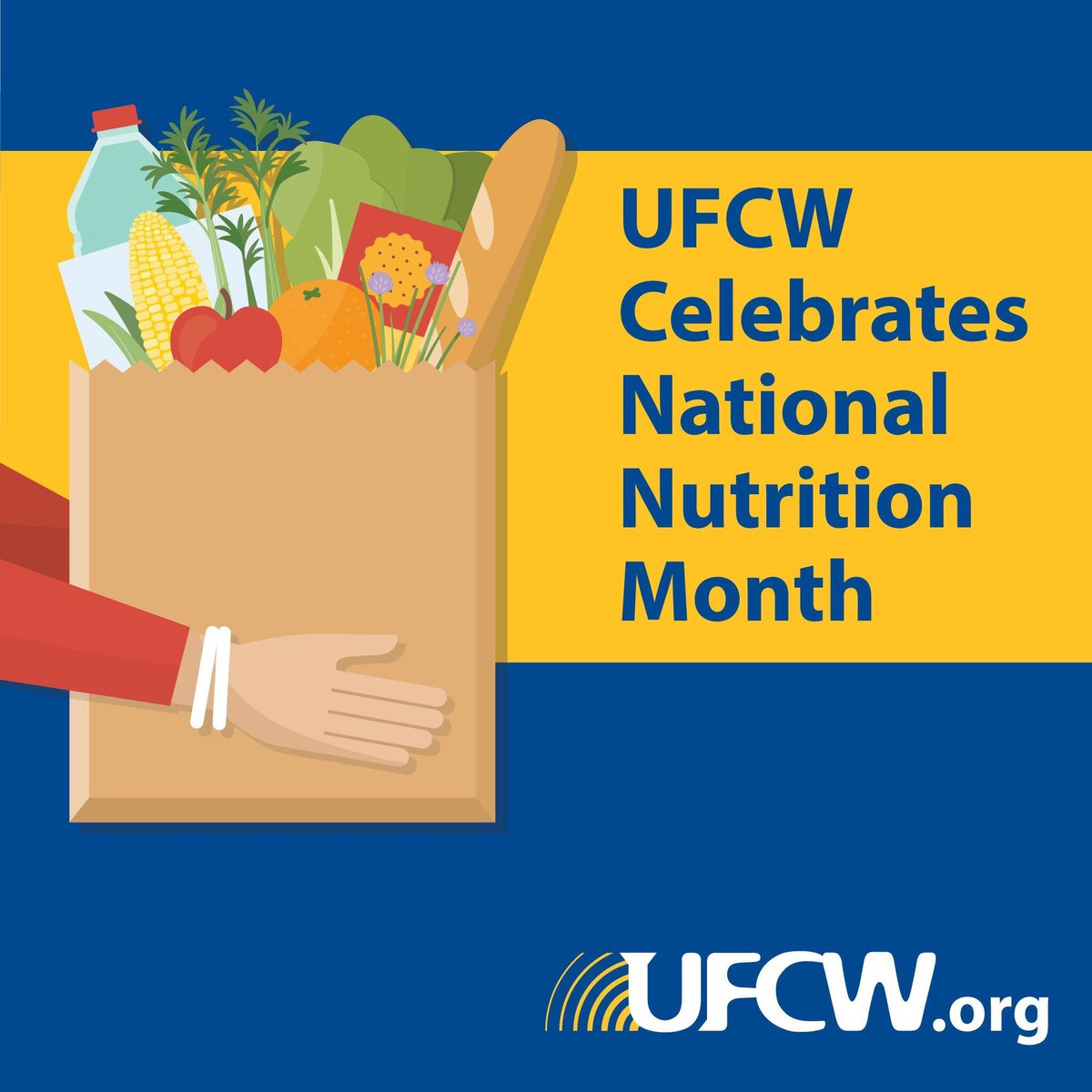 Put your Best Fork forward for #NationalNutritionMonth!  Check here for Tips to a Better #Life:    http:// ow.ly/TXYv309ySmy  &nbsp;    #1u #UFCW #Health<br>http://pic.twitter.com/VHenk6TGgl