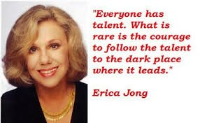 Happy Birthday Erica Jong born on this day in 1942.