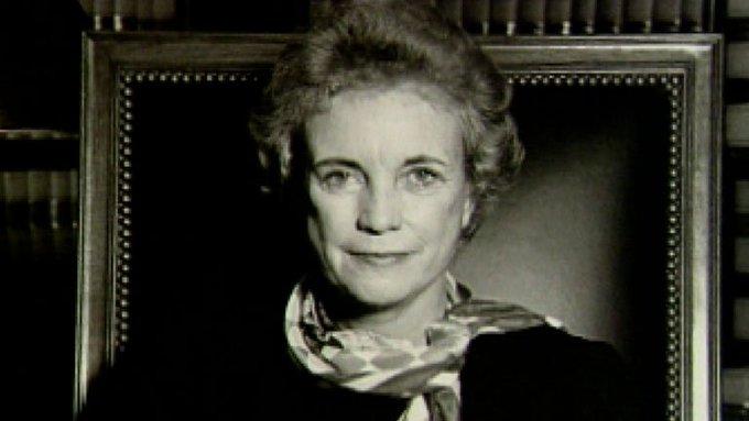 Happy Birthday Justice Sandra Day O\Connor