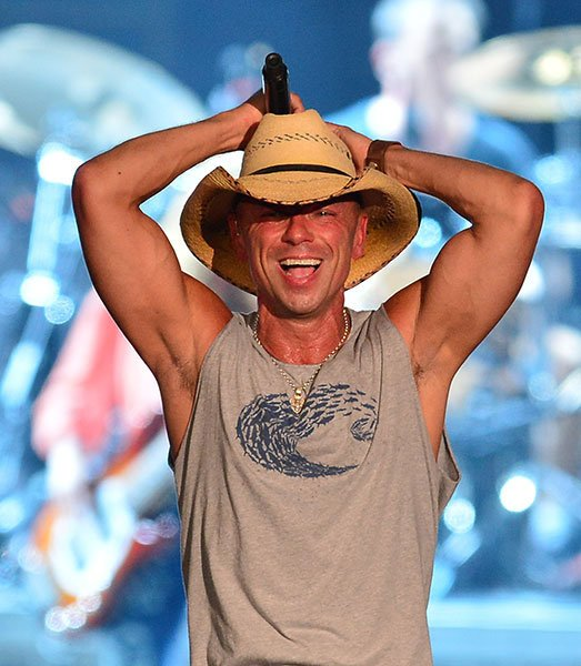 Happy birthday, Kenny Chesney!