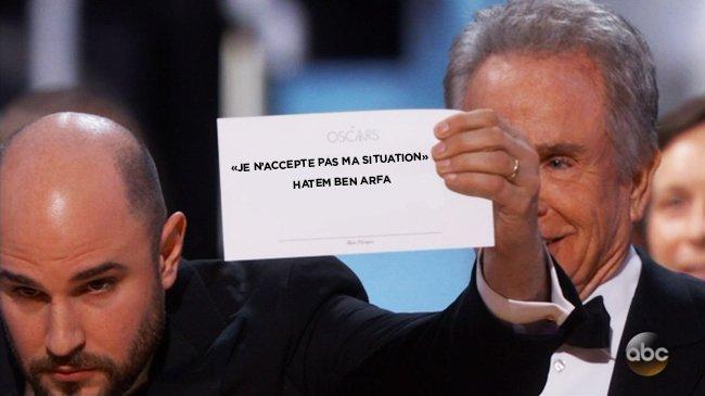 Félicitations à Hatem Ben Arfa #PSG #Oscars <br>http://pic.twitter.com/e5mBVl9hmG