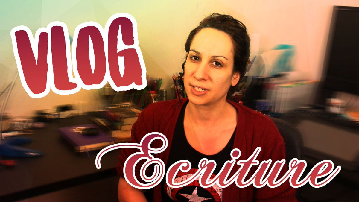 Demain matin, on causera #écriture dans un ptit #vlog  #codaleia #booktube #youtube<br>http://pic.twitter.com/NH9DwNPCq6