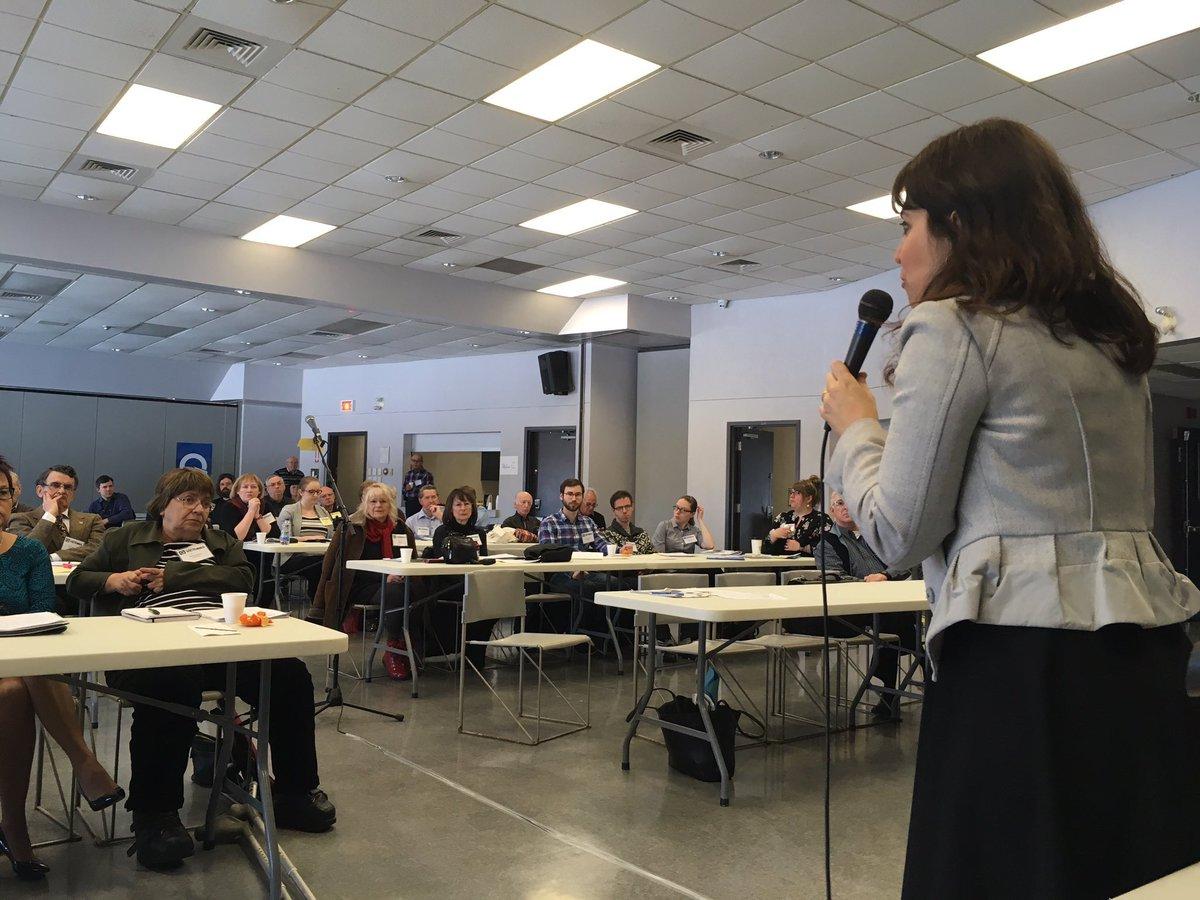 C&#39;est parti pour le Congrès de circonscription du #PQ #Joliette!<br>http://pic.twitter.com/zgpJdXWct3