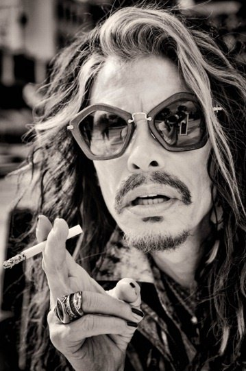Happy Birthday to the one & only, the Demon of Screamin\, Steven Tyler!