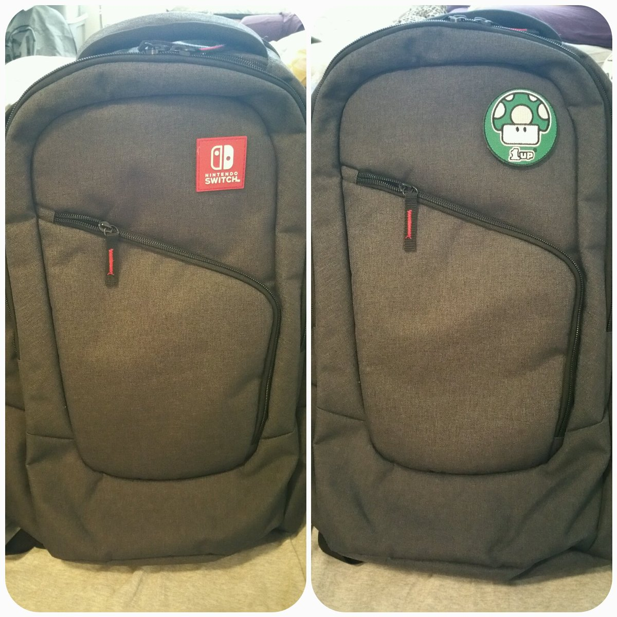 627f477c81 Picked up the Nintendo Switch Elite Player Backpack!   NintendoSwitch