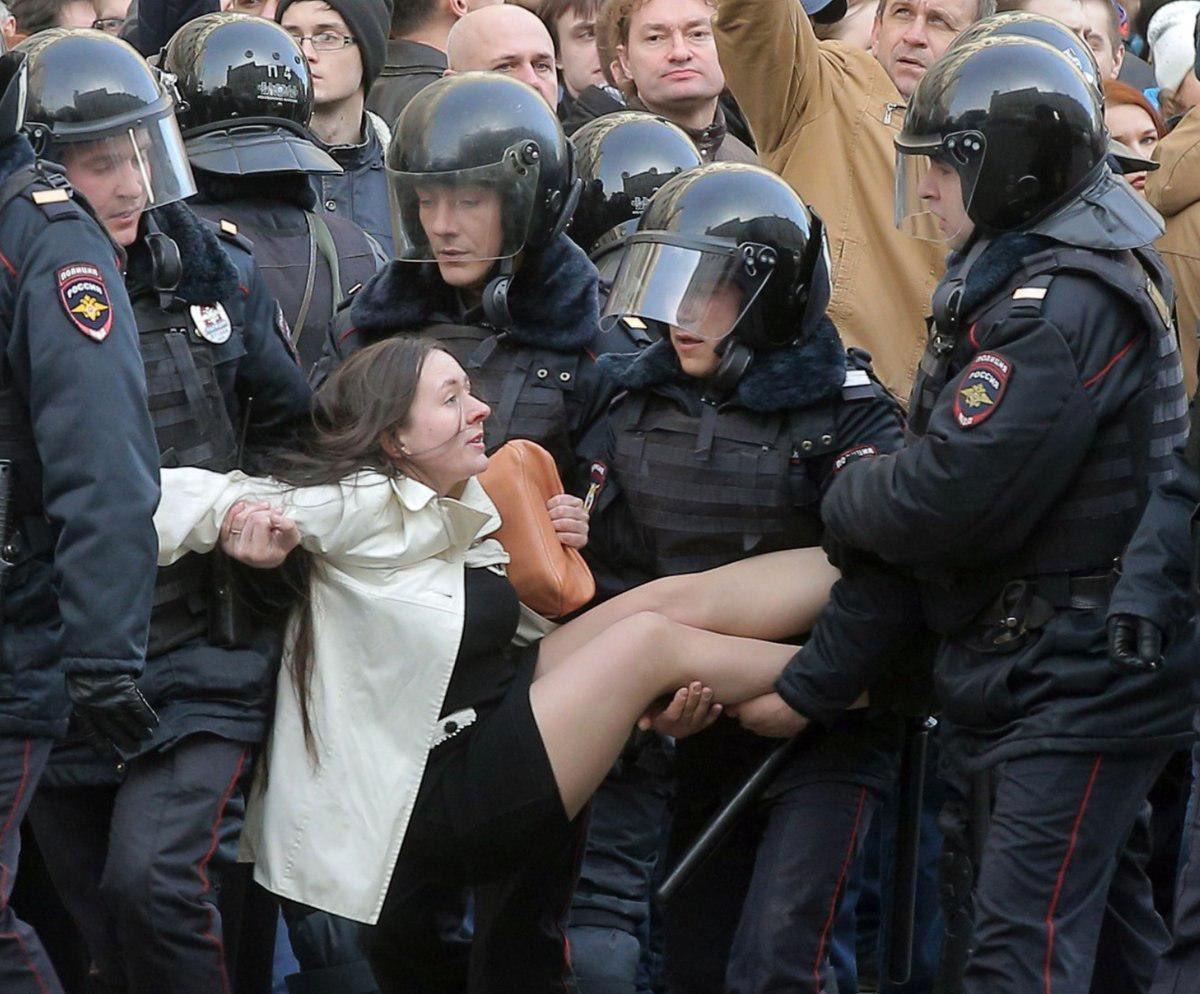 Госдеп США призвал Россию немедленно освободить всех мирных участников протеста - Цензор.НЕТ 751