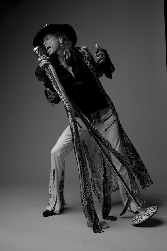 Happy Birthday to one of my all time faves, Steven Tyler. You keep on rockin