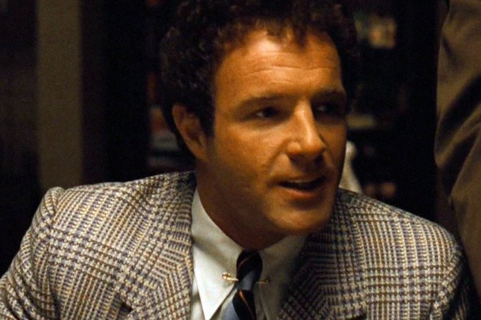 Wishing James Caan a very happy 77th birthday! The Godfather (1972) Rollerball (1975) Thief (1981) Misery (1990)
