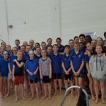 With CCSC swimmers at both Ipswich and Cambridge this weekend - it's been a busy one! Great day for our younger swimmers in 100m sprints.