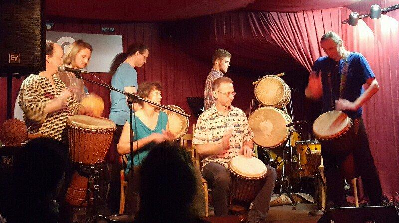 Rn #Vienna, Tunnel, Soirée Africaine  #African #music #concert<br>http://pic.twitter.com/MPSpki501N