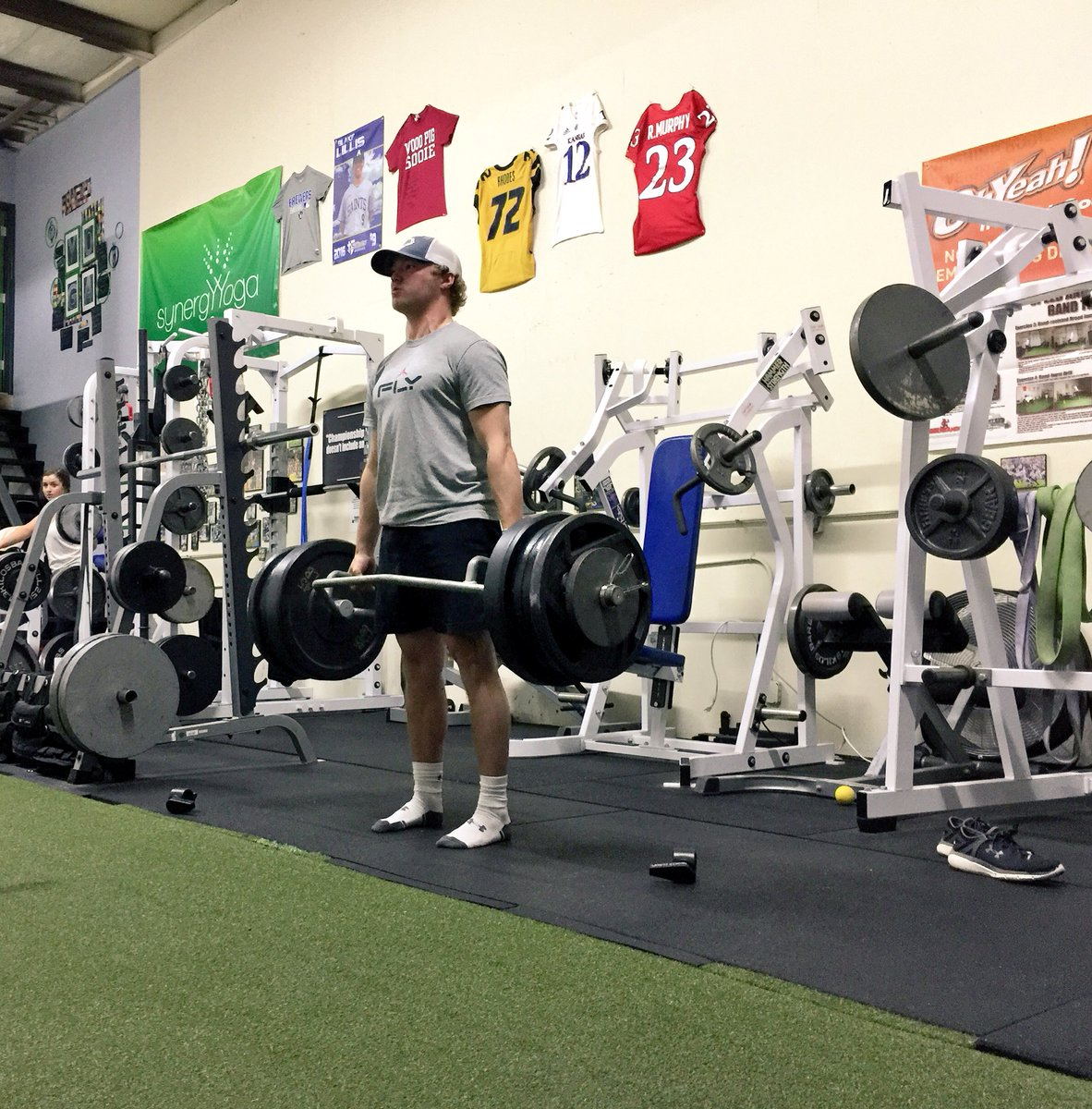jcsd strength jcsd strength twitter said by guys who don t mind losing their off season gains ie not dernie34 pic com j2bdldxnml at topspeed strength conditioning